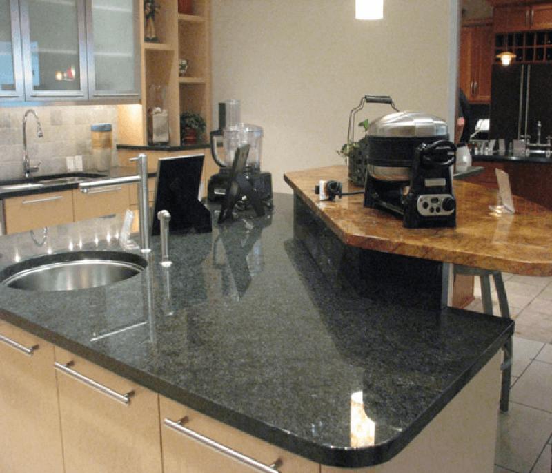 Blat kamienny - kuchnia