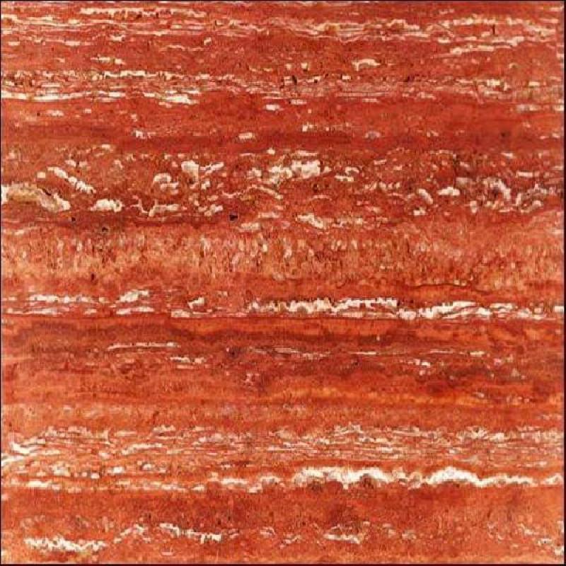 Trawertyn czerwony
